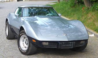 Chevrolet Corvette C3, 25. Anniversary 1978