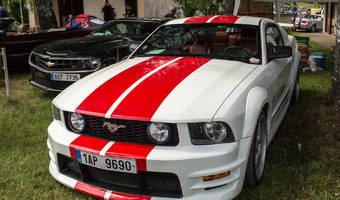 Ford Mustang GT -  Kit 3d Carbon 2005