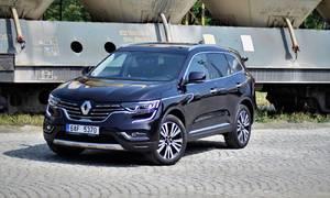 Recenze & testy: Renault Koleos Initiale Paris dCi 175 4x4: Druhý pokus