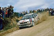 Legendy rallye: Auta sezóny 1987 - Král je mrtev, ať žije král