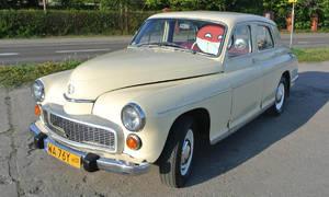 Historie: Polské samochody: Od Stalinova daru ke korejskému bankrotu