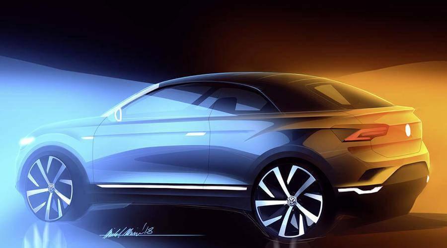 Novinky: Další SUV bez střechy na obzoru. Tentokrát od VW