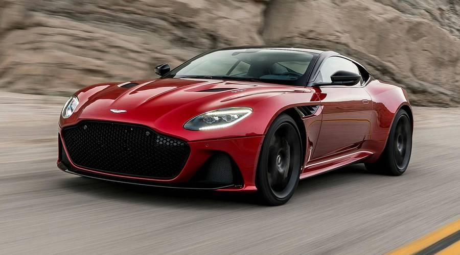 Novinky: Aston Martin DBS Superleggera je nový vrchol značky