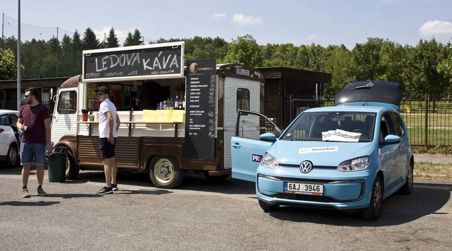 Kafe&Káry: Kafe & Káry Praha vol. 26: Fata Morgana a červená zmije