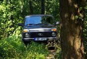 Lada Niva Pickup: Mužik ve svém živlu