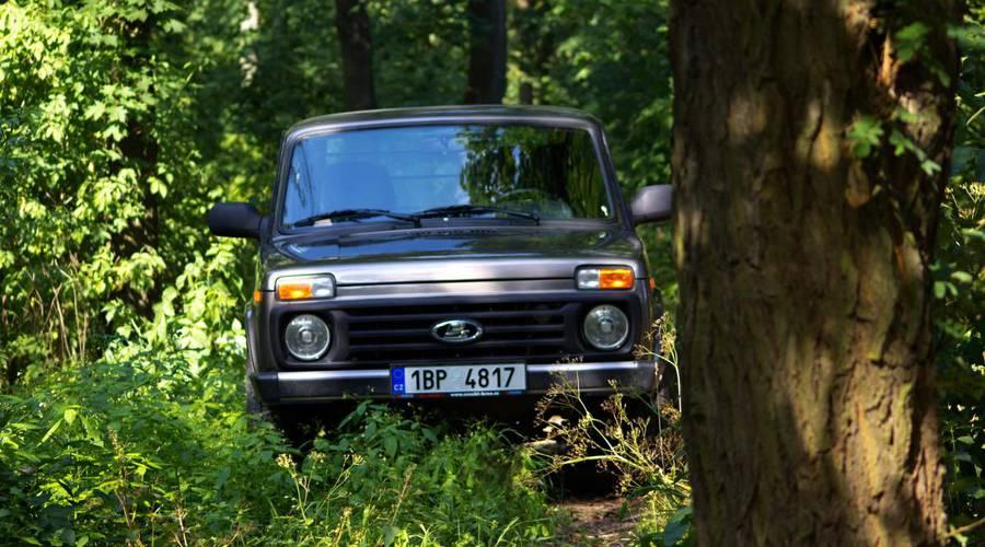 Recenze & testy: Lada Niva Pickup: Mužik ve svém živlu