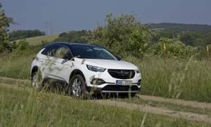 Recenze & testy: Opel Grandland X 1.2: Eintopf z žabích stehýnek