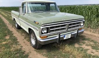 Ford F100 Ranger XLT 1971