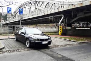 BMW Řada 7 BMW 730D 2007