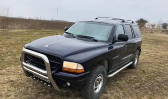 Dodge Durango 4x4 2000
