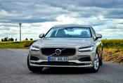 Volvo S90 D4 Momentum: Cit pro detail