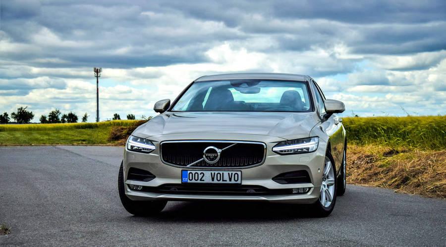 Recenze & testy: Volvo S90 D4 Momentum: Cit pro detail