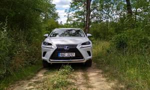 Recenze & testy: Lexus NX 300h: Protistresové cvičení