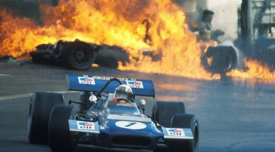 Historie: Smrt je mým řemeslem: Fatální nehody legend motorsportu