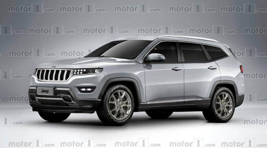 Novinky: Dostane Jeep Grand Wagoneer motor Hellcat?