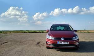 Recenze & testy: Volkswagen Golf Sporstvan 1.5 TSi: Proč nemám rád normální auta