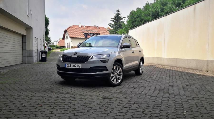 Recenze & testy: Škoda Karoq 1.5 TSI: Ve stínu sourozence
