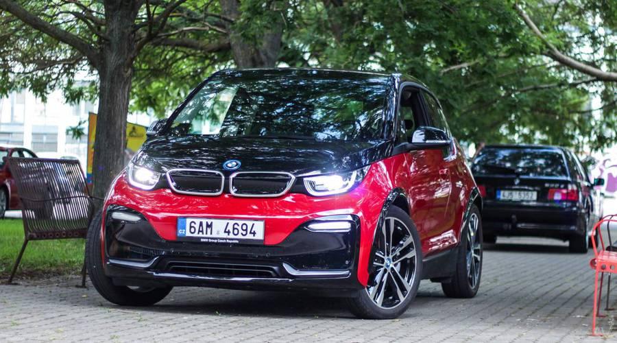 #autickarfuturista, Recenze & testy: BMW i3s: S jako Sportlich