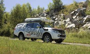 Autíčkář na cestách, Recenze & testy: Mitsubishi L200 Expedition: Dobrodružství na každém kilometru