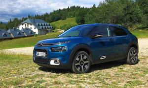 Recenze & testy: Citroën Cactus 1.2 PureTech 110: Pokojíček pro mladé
