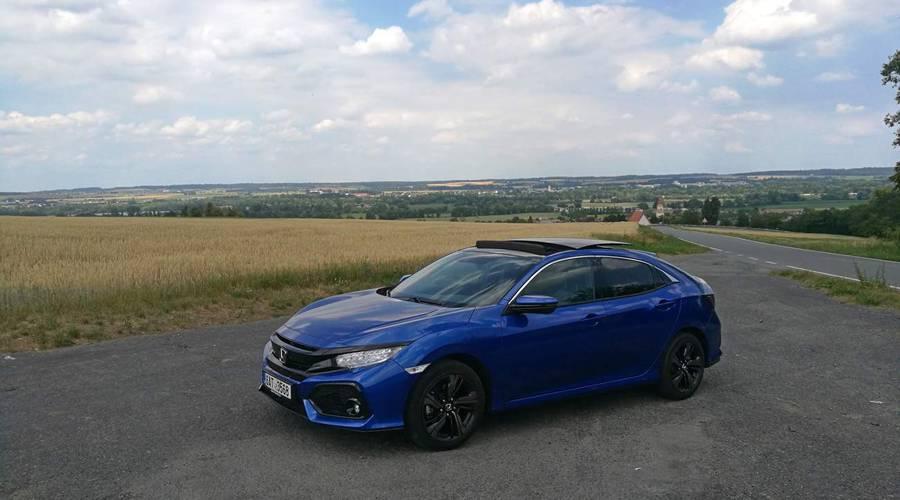 Recenze & testy: Honda Civic 1.6 DTEC: Láska na první poslech