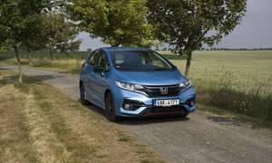 Recenze & testy: Honda Jazz 1.5 i-VTEC: Městský rodinný hothatch!