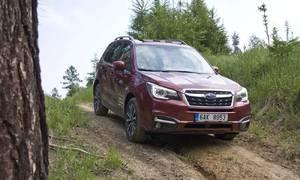 Recenze & testy: Subaru Forester 2.0i-L: Na nákup, na expedici, kamkoli