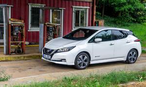 Garážoví kutilové: Nissan Leaf: Být odlišný není zločin