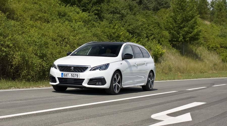 : Peugeot 308 SW GT 2.0 BlueHDI: Komfortní kombík s tlačítkem navíc