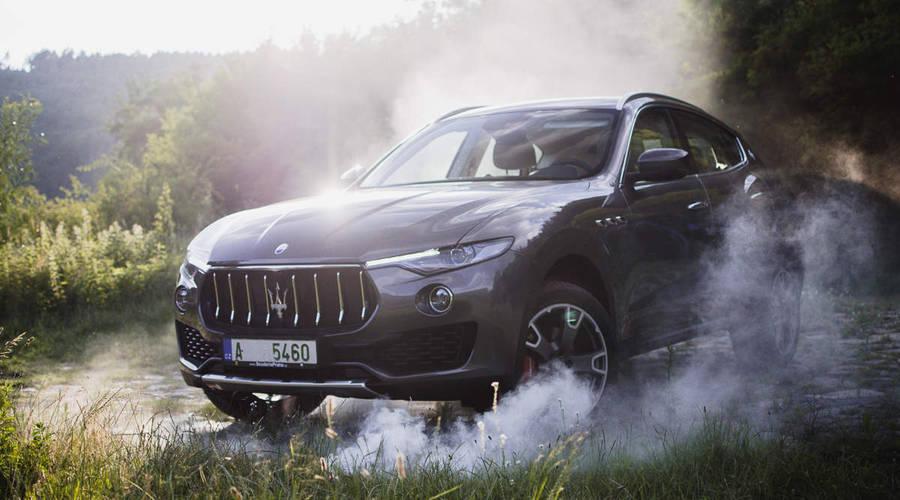 : Maserati Levante 2018 Diesel: La Dolce vita