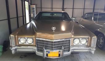 Cadillac Eldorado 1971 8,2 V8 1971