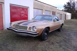 Chevrolet Camaro 5.7L V8 TOP stav 1975
