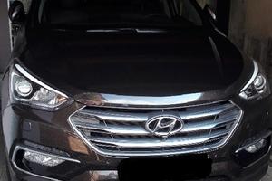 Hyundai Santa Fe Santa Fe 2,2 CRDI TECHNOLOGY 2016