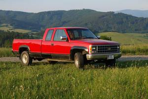 Chevrolet Cheyenne extended cab 1991