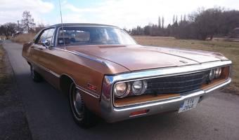 Chrysler Newport Cordoba 1970