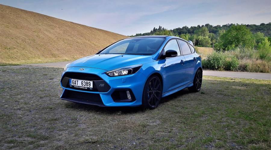 Recenze & testy: Ford Focus RS Edition: Jediný skutečně sportovní hothatch