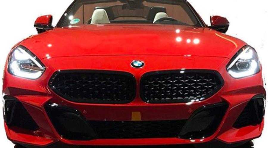: Nový čínský roadster? Ne, tohle je BMW Z4