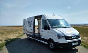 Recenze & testy: MAN TGE 2.0 TDI: Velká dodávka nebo malý náklaďák?