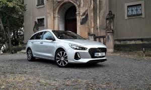 Recenze & testy: Hyundai i30 kombi 1.6 CRDi: Univerzální řešení