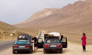 Autíčkář na cestách: Mongol Rally 2018 část 4.: O Paykanech, íránských řidičích a růžové vodě