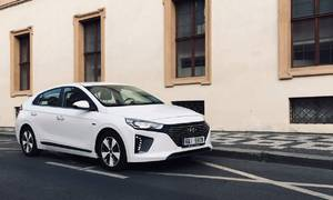 #autickarfuturista, Recenze & testy: Hyundai Ionig PHEV: Nadšený hybrid