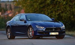Recenze & testy: Maserati Ghibli S Q4 Gran Lusso: Divoká romance po italsku