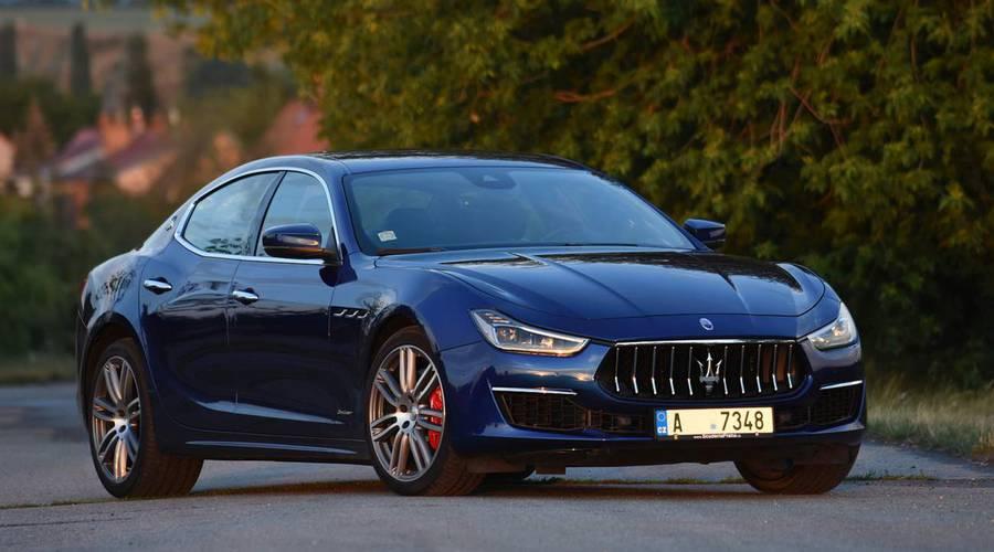 : Maserati Ghibli S Q4 Gran Lusso: Divoká romance po italsku