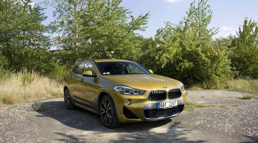 Recenze & testy: BMW X2 25d xDrive: Škatulka, která se vysmívá škatulkování