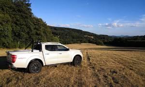 Autíčkář na cestách, Recenze & testy: Nissan Navara Trek -1°: Zábava zaručena.