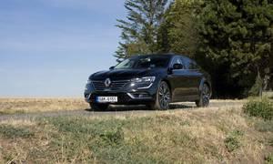 Recenze & testy: Renault Talisman 1.6 dCi: Návrat do komfortní zóny