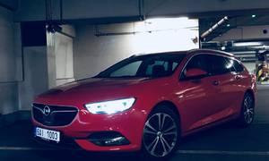 Recenze & testy: Opel Insignia ST 1.5 turbo: Bitva o krále střední třídy