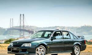 Historie, Oldies: Lotus Omega - Trochu jiný Opel
