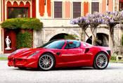 Alfa Romeo Diva 2006: Krásná neznámá
