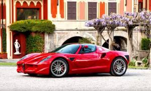 Představujeme: Alfa Romeo Diva 2006: Krásná neznámá